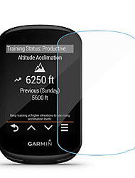 cheap -Smart Watch Screen Protector for Garmin Edge 830 Tempered Glass High Definition (HD)  Anti Scratch Bubble Free Clear Film 1 pc
