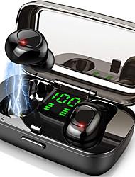 Недорогие -LITBest XG23 TWS True Беспроводные наушники Беспроводное EARBUD Bluetooth 5.0 С подавлением шума Стерео С зарядным устройством
