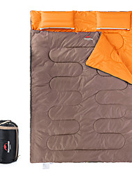 cheap -Naturehike Sleeping Bag Outdoor Camping Double Wide Bag 5 °C Double Size Cotton Portable Warm Thick 215*145 cm for Camping Outdoor Sleeping Bags Camping & Hiking Outdoor Recreation Sporting Goods