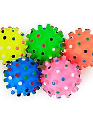 Недорогие -Игрушки с писком Собаки Животные Игрушки Фокусная игрушка Эластичный Другие материалы Подарок