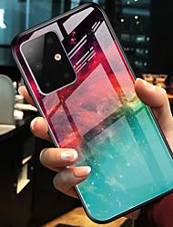 Недорогие -Разноцветный телефон из закаленного стекла для Samsung Galaxy S20 S20 Plus S20 Ultra S10 S10E S10 плюс S9 S9 плюс примечание 10 примечание 10 плюс a10 a20 a30 a40 a50 a70 a20e