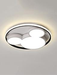 cheap -1-Light 52 cm LED / Adorable Flush Mount Lights Aluminum Novelty Painted Finishes LED / Modern 110-120V / 220-240V