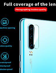 Недорогие -HuaweiScreen ProtectorHuawei P30 Зеркальная поверхность Протектор объектива камеры 1 ед. Nano
