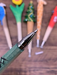 Недорогие -Шариковая ручка деревянный 1 pcs Классический Все