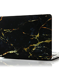 cheap -MacBook Case Marble PVC(PolyVinyl Chloride) for MacBook Pro 13-inch with Retina display / MacBook Pro 15-inch with Retina display / MacBook 12''