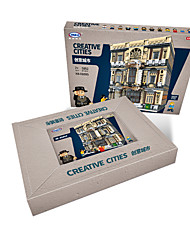 cheap -Building Blocks Famous buildings Fun & Whimsical Unisex Toy Gift