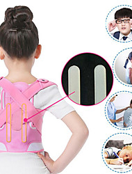 cheap -Health Care Straps / Shoulder Strap / Girls & Young Women Ergonomic Design / Synthetic / Muscle support Daily Wear / Practice / Athleisure Corsets / Classic & Timeless / Footless Tights