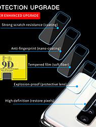 Недорогие -Samsung защитная пленка galaxy s10 e зеркальная камера протектор объектива 1 шт нано