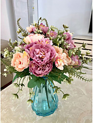 cheap -Artificial Flower Peony Flower Living Room Decoration Decoration Wedding Photography 1 Stick