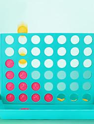 Недорогие -43 pcs Настольные игры 4 в строке Простой обожаемый Взаимодействие родителей и детей Детские Все Игрушки Дары