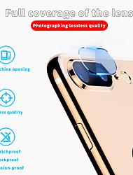 Недорогие -AppleScreen ProtectoriPhone 8 Pluss Зеркальная поверхность Протектор объектива камеры 1 ед. Nano