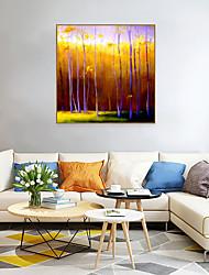 cheap -Framed Art Print Framed Set - Landscape Scenic PS Oil Painting Wall Art