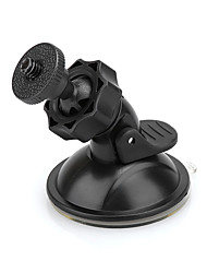 cheap -Suction Cup Portable Suction Cup Mounts For Action Camera Multisport Motorcycle Outdoor ABS Resin