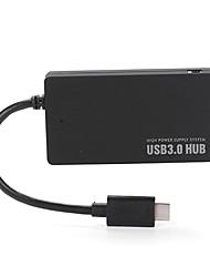 cheap -LITBest ZT-302c USB 2.0 Type C to USB 3.0 USB Hub 4 Ports High Speed