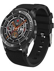 Недорогие -Смарт Часы Цифровой Современный Спортивные силиконовый 30 m Защита от влаги Пульсомер Bluetooth Цифровой На каждый день На открытом воздухе - Черный Черный / Синий Зеленый