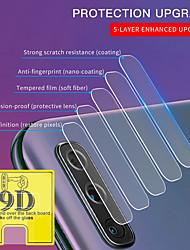 Недорогие -SamsungScreen ProtectorSamsung Galaxy A50 Зеркальная поверхность Протектор объектива камеры 1 ед. Nano