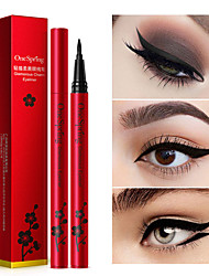 cheap -Eyeliner Waterproof / Matte / Portable Makeup Matte Stick / Liquid Lady / Eye / Cosmetic Matte / High Quality Party / Daily / Daily Wear Daily Makeup / Party Makeup / Cateye Makeup Waterproof Fast