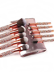 cheap -Miyaup diamond pole beauty tool bag rose gold brush set popular new factory provides color brush tool