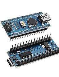 cheap -ATmega328P Compatible Nano V3 Module Improved Version No Cable Development Board