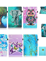 cheap -Phone Case For Samsung Tablets Galaxy Tab S4 10.5 (2018) T830 / Samsung Tab A 10.1(2019)T510 / Samsung Tab S5e T720 10.5 / Galaxy Tab A 10.5 T595 T590 / Samsung Tab S6 T860/856 / Samsung Tab A