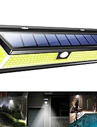 cheap -BRELONG 180LED Solar COB Wall Light Outdoor IP65 Waterproof Garden Light
