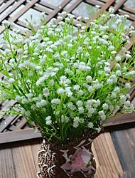 Недорогие -имитация букета гипсофила стрельба реквизит валентин цветок свадьба одеваются 1 палка