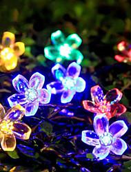 cheap -7m String Lights 50 LEDs Waterproof / IP44