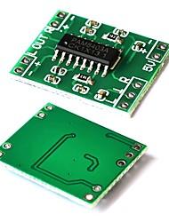 Недорогие -5шт pam8403 миниатюрный цифровой usb усилитель мощности доска 2.5 В - 5 В