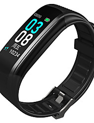 cheap -VO378 Plus Smart Wristband Bluetooth Fitness Tracker for IOS/Samsung/Android Phones Support Heart Rate/Blood Pressure Monitor