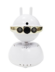 cheap -Smart WiFi Monitor Camera 1MP Smart Home Camera IP Camera Indoor Support