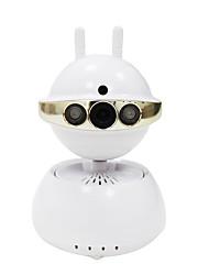 Недорогие -умный wifi монитор камеры 1-мегапиксельная умный дом камеры ip-камера крытый
