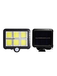cheap -BRELONG Solar COB Wall Light Split Body Sensor 120LEDs Courtyard Home Outdoor Garden Villa