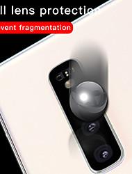 Недорогие -SamsungScreen ProtectorGalaxy S10 Зеркальная поверхность Протектор объектива камеры 1 ед. Nano
