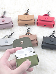 cheap -Case For AirPods Pro Shockproof / Lovely Headphone Case Hard