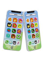 Недорогие -Игрушка для обучения чтению Взаимодействие родителей и детей Числа Пластиковый корпус 1 pcs Детские Все Игрушки Подарок
