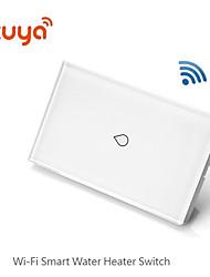 abordables -interrupteur de chauffe-eau / wifi sans fil / interrupteur de chauffe-eau intelligent / tuya interrupteur de chauffe-eau intelligent / sécurité des toilettes 100-240 v
