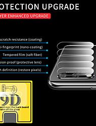Недорогие -HuaweiScreen ProtectorHuawei Honor 9X Зеркальная поверхность Протектор объектива камеры 1 ед. Nano