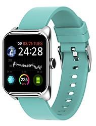Недорогие -SmartWatch B58 для телефонов Apple / Samsung / Android поддерживает монитор сердечного ритма / измерения артериального давления Bluetooth фитнес-трекер