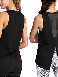 cheap -Women's Yoga Top Winter Solid Color Black White Red Cotton Fitness Gym Workout Top Plus Size Short Sleeve Sport Activewear Breathable Moisture Wicking Quick Dry Micro-elastic Slim / Dusty Rose