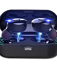 cheap -LITBest XG15 TWS True Wireless Earbuds Wireless Earbud Bluetooth 5.0 Stereo with Charging Box IPX5