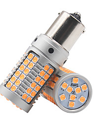 cheap -2PCS CANBUS Car led p21w py21w 1156 BA15S BAU15S W21W T20 7440 S25 Bulbs 3030 69SMD No error Turn Signal Lights Amber DC12V