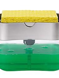 cheap -Soap Holder Rack And Dispenser Sponge Rack Soap Dispenser And Sponge Caddy