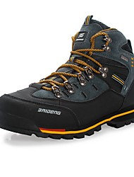 cheap -Men's Comfort Shoes Leather Winter Athletic Shoes Yellow / Red / Blue