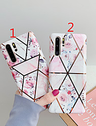 cheap -Case for Huawei Scene P30 P30 Lite P30 Pro Mate 30 Mate 30 ProStitching retro flower pattern electroplated diamond TPU material IMD process all-inclusive mobile phone case