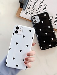 cheap -Case For Apple iPhone 11 / iPhone 11 Pro / iPhone 11 Pro Max Shockproof / IMD Back Cover Heart TPU