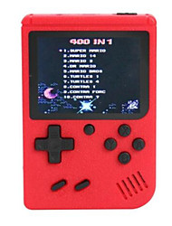 cheap -3 inch Handheld Game Consoles Built-in 400 Classic Games 8 Bit Game Player Handheld Game Players Gamepads