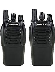 Недорогие -Baofeng bf-c1 рация 16ch двухстороннее радио woki токи uhf портативная ветчина радио cb 5 Вт фонарик hf tr