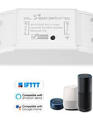 cheap -Wifi DIY Smart Wireless Remote Switch Domotica Light Controller Module Work with Alexa Google Home eWeLink