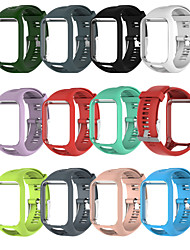 cheap -Watch Band for TomTom Golfer 2 / TomTom Spark 3 / TomTom Runner 2 TomTom Sport Band Silicone Wrist Strap