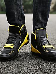 cheap -Adults' Bike Shoes Breathable Anti-Slip Mountain Bike MTB Road Cycling Cycling / Bike Black Black / Red Black / Yellow Men's Women's Cycling Shoes